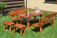 0c471927bfa6 Záhradné masívne sedenie 11