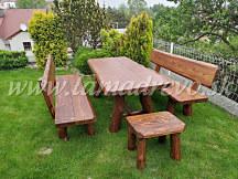 4b19f9ce08ade Záhradný nábytok z masívu